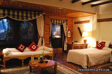 Deluxe Room (#8 of 12) - Looking for great vacation deals?Glimpses of Nepal