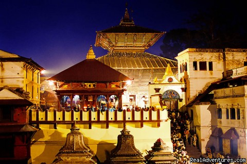 Pashupatinath Temple (#10 of 12) - Looking for great vacation deals?Glimpses of Nepal