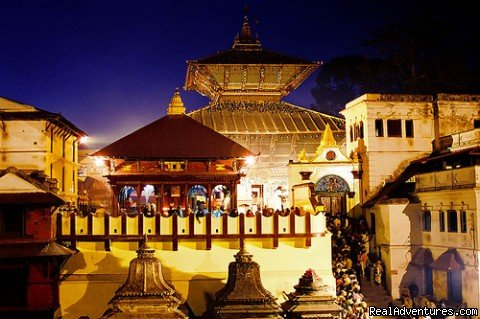 Pashupatinath Temple | Image #8/9 | Looking for great vacation deals?Glimpses of Nepal