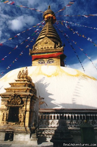 Sightseeing in Kathmandu - Looking for great vacation deals?Glimpses of Nepal