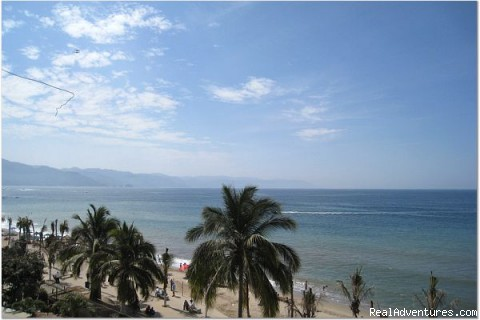 Puerto Vallarta beaches - Molino de Agua -- Beachfront Luxury