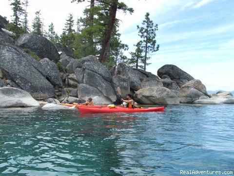 Tahoe Adventure Sports