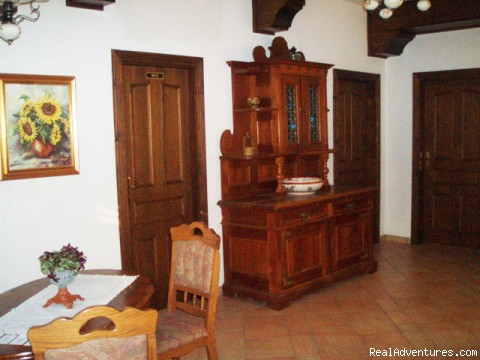 Dining room - Garni pension Svigelj