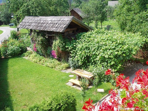 Garden (#9 of 9) - Garni pension Svigelj