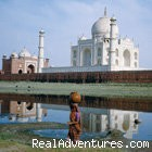 - Backpacking in India