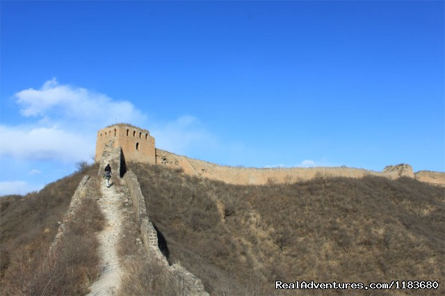 Great Wall hiking at Gubeikou - Small Group Discovery Great Wall Hiking (3 days)