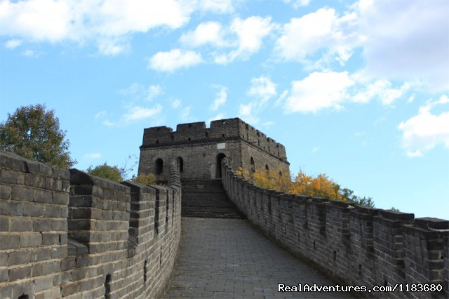 Great Wall hiking at Mutianyu - Small Group Discovery Great Wall Hiking (3 days)
