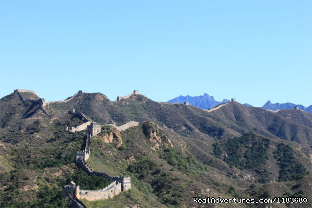 Great Wall hiking at Jinshanling - Small Group Discovery Great Wall Hiking (3 days)