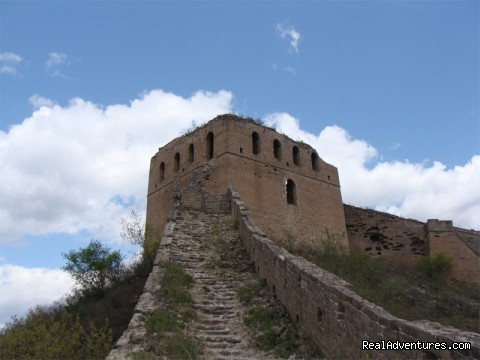 Watchtower at Gubeikou Great Wall - Small Group Discovery Great Wall Hiking (3 days)