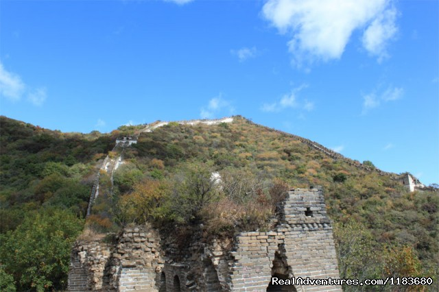 Great Wall hiking at Jiankou - Small Group Discovery Great Wall Hiking (3 days)