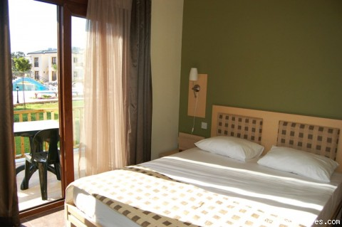 Special rates in Green Holiday Village: