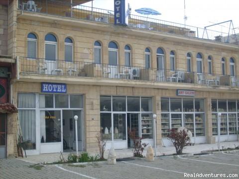 Cappadocia Yuksel Hotel: yuksel hotel