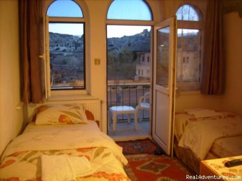 twinn room - Cappadocia Yuksel Hotel