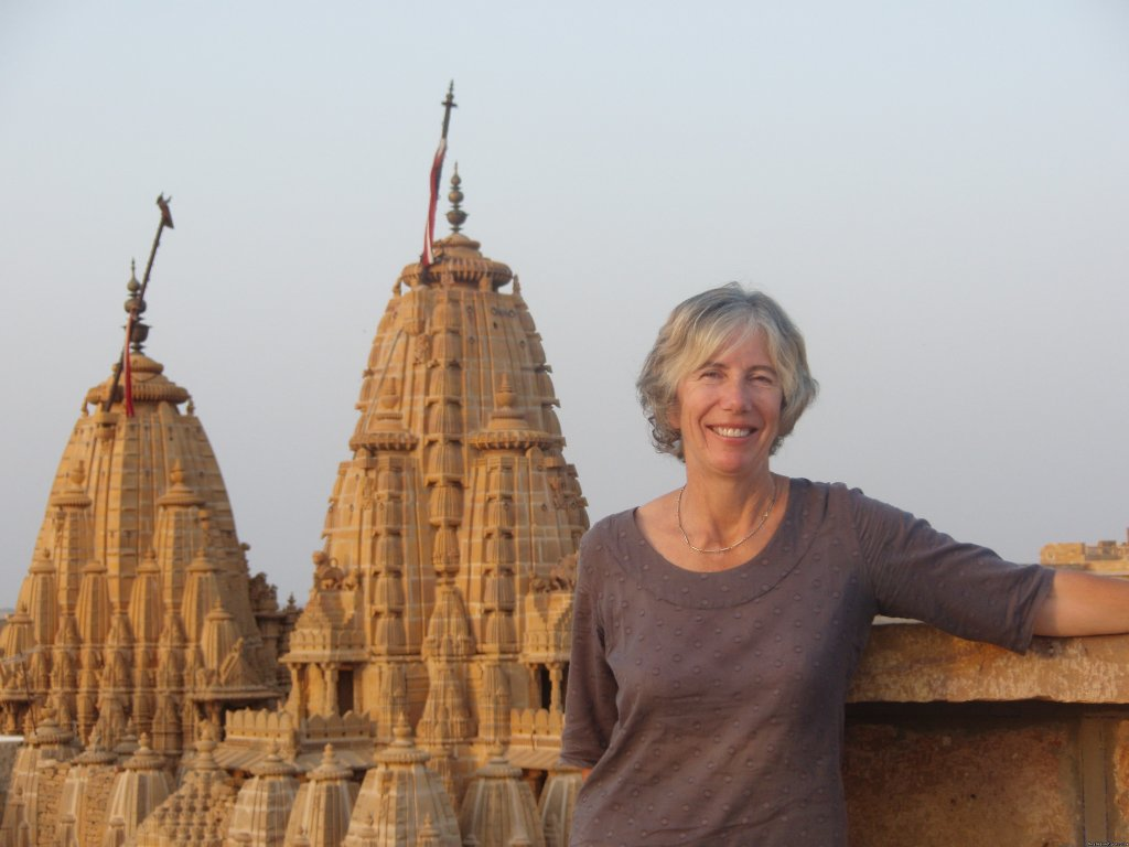 View from Roof of Jain Temples. | Image #2/13 | HAVELI Hotel SURAJ