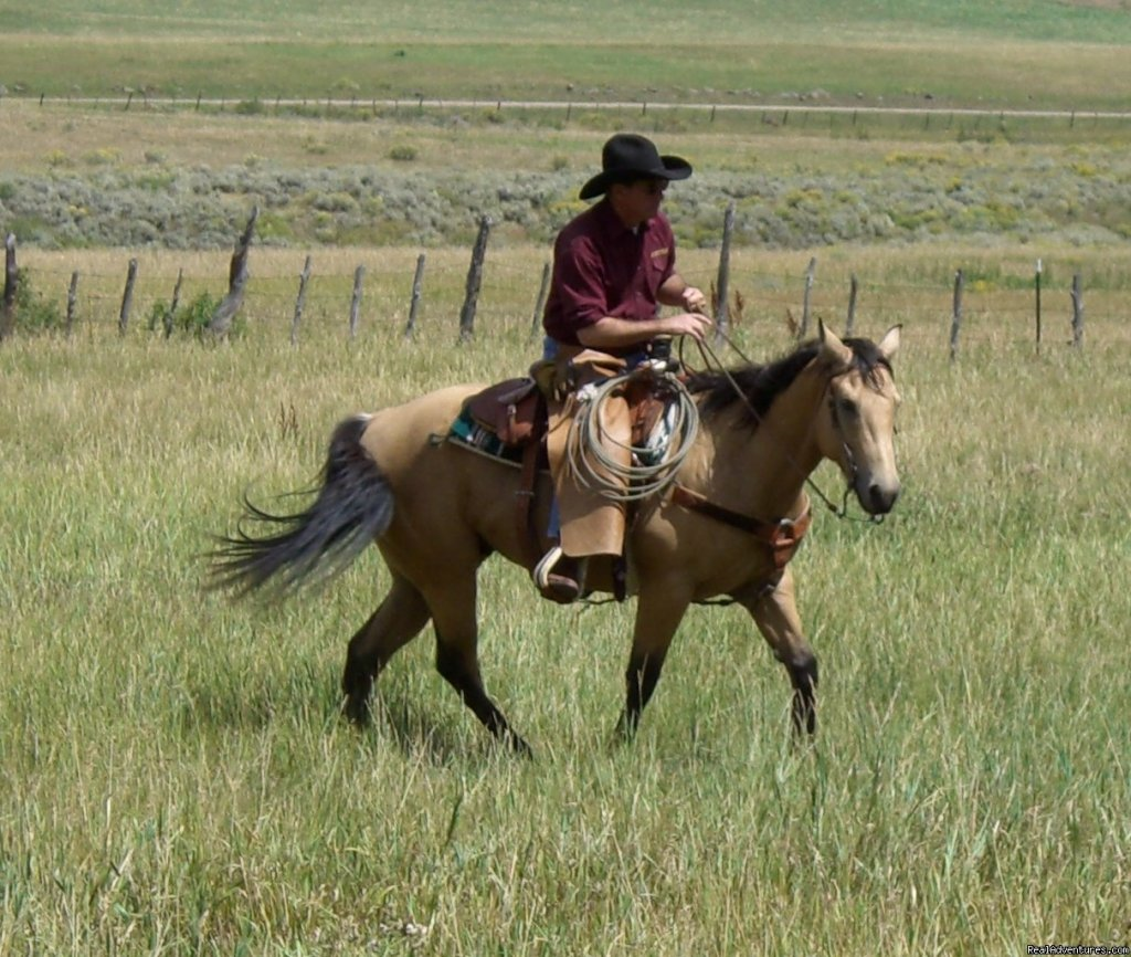Colorado Cowboy Vacation at Fish and Cross Ranch Yampa, Colorado  Dude Ranch