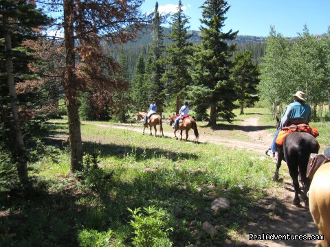 Image #6 of 11 - Colorado Cowboy Vacation at Fish and Cross Ranch