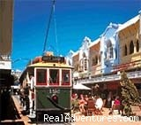 Christchurch Tramway - Romantic South Island Vacations New Zealand
