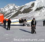 Ski Plane - Romantic South Island Vacations New Zealand