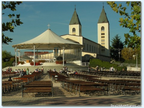 Medjugorje, Heaven on Earth Medjugorje, Bosnia and Herzegovina Articles