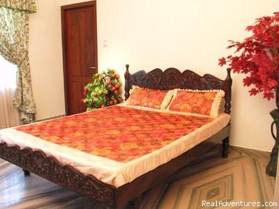 kerala style bedroom - Kerala Homestay