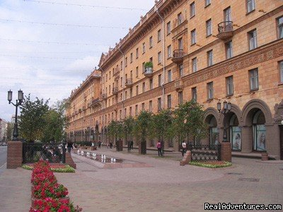 Image #2/8 | Apartment for rent in center of Minsk