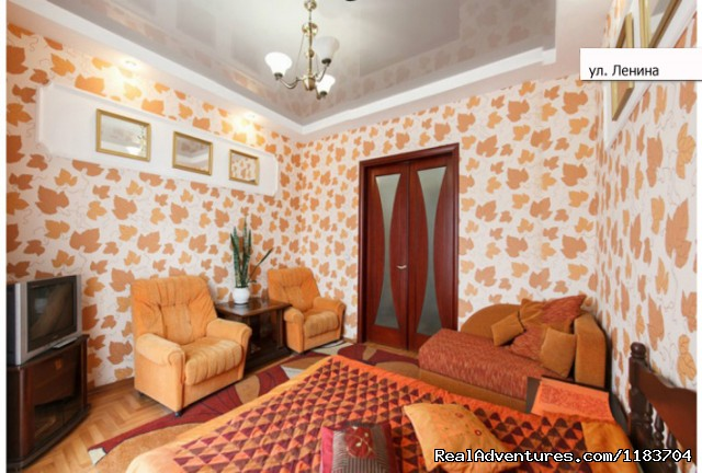 - Apartment for rent in center of Minsk