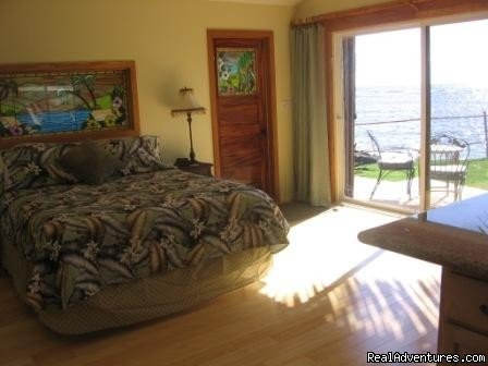 Large Bedrooms | Image #6/8 | Ocean Front Lahaina Sunset Home!