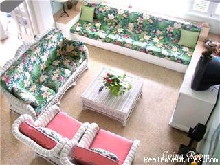 Living Room - Moon San Villa at the Blue Lagoon