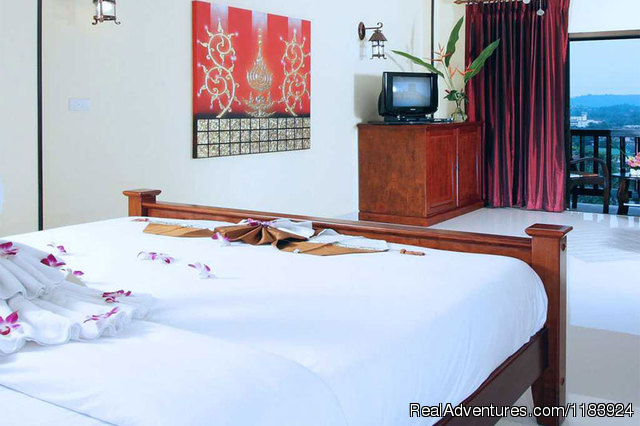 Superior room - Boomerang Village Resort, Phuket