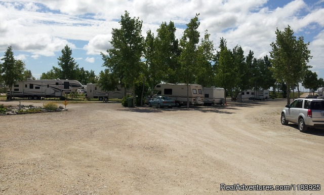 30 Amps Sites - Arrowhead RV Park