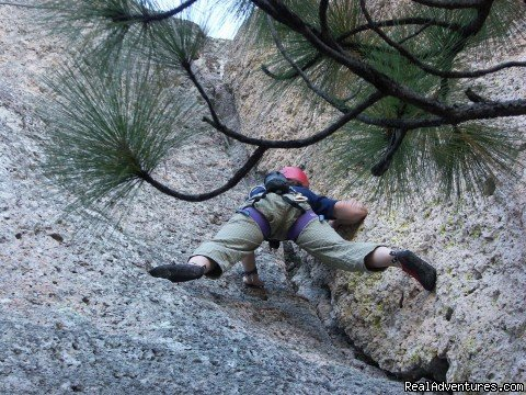 Climbing | Image #12/16 | Remote Conservation Ranch By Copper Canyon Region