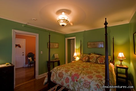 The Lt. Quarters Guest Room (#6 of 8) - The ChadbourneHouse Bed and Breakfast