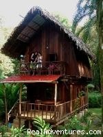 Red Frog Bungalows - Private Eco-Resort on Red Frog Beach, Panama