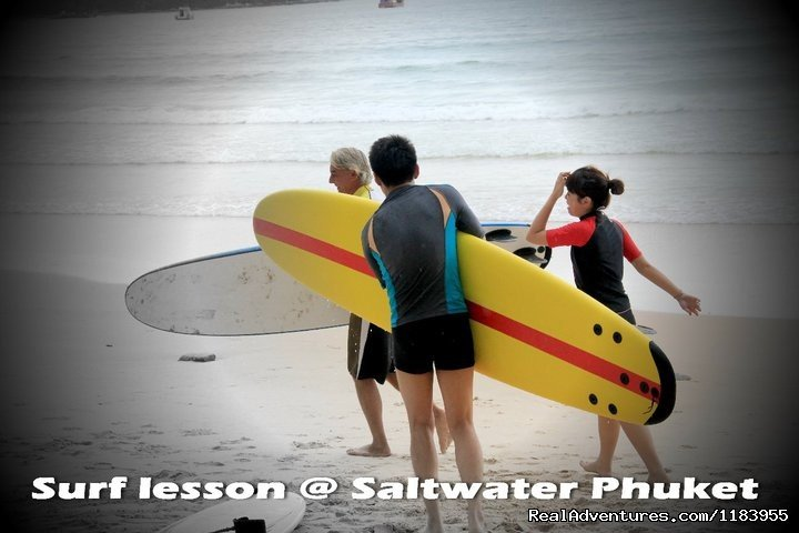 Surfing Lessons | Image #7/7 | Surfing in Phuket Thailand- Phuket Surf School
