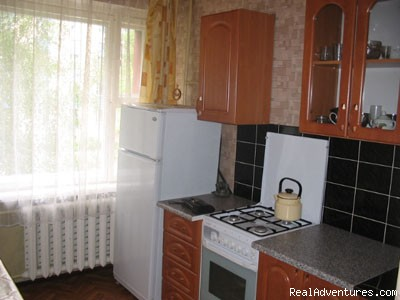 Apartment in Brest, Belarus