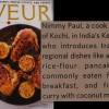 kerala indian cooking class/Kerala Cuisine