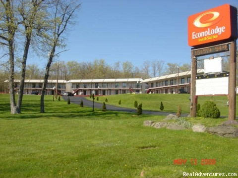 Econolodge Inn and Suite - Lake Harmony - Econolodge - lake harmony PA