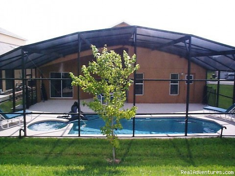 - Luxury Villa 2 Miles 2 Disney