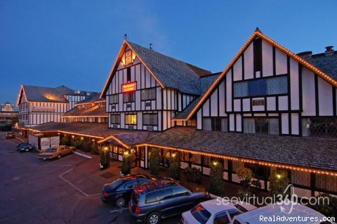 Vancouver Internation Airport Hotel Property