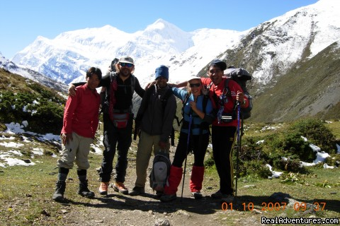 Trip in Annapurna Region - Nepal Trekking company offer Trekking,Tour,
