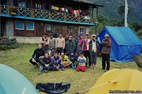 Image #8 of 12 - Nepal Trekking company offer Trekking,Tour,