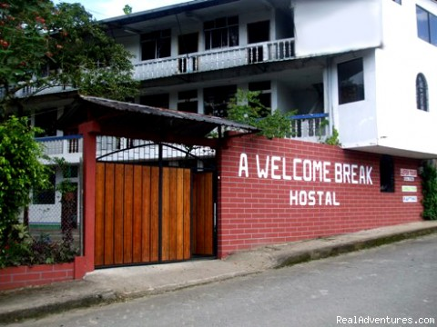 A Welcome Break Hostal