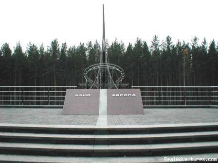 Europe - Asia  Yekaterinburg