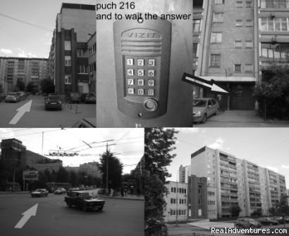 - Europe - Asia  Yekaterinburg