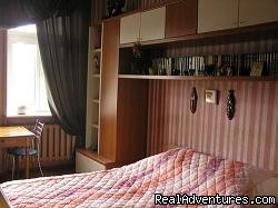 Bedroom - 2-Room High-Standard Apartment for 50eur/day
