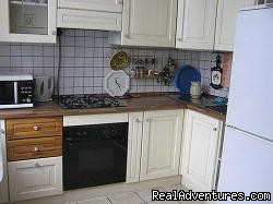 Kitchen  - 2-Room High-Standard Apartment for 50eur/day
