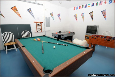 Games Room - Stunning Lakeside Villa, 4 Miles to Disney
