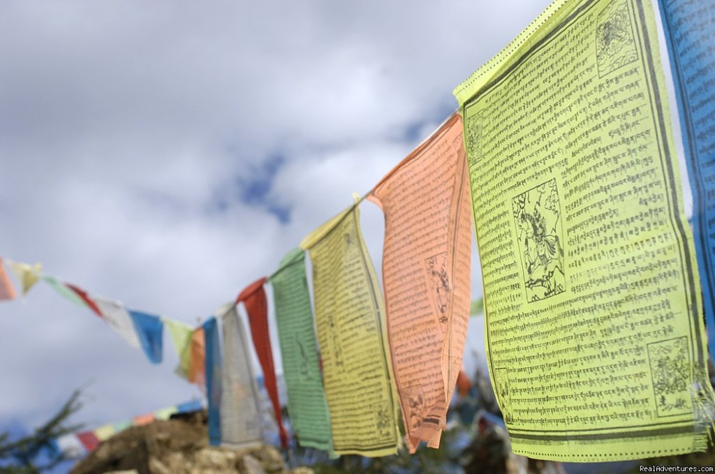 Tibetan Prayer Flags | Image #9/22 | Great Driving Journeys of the World
