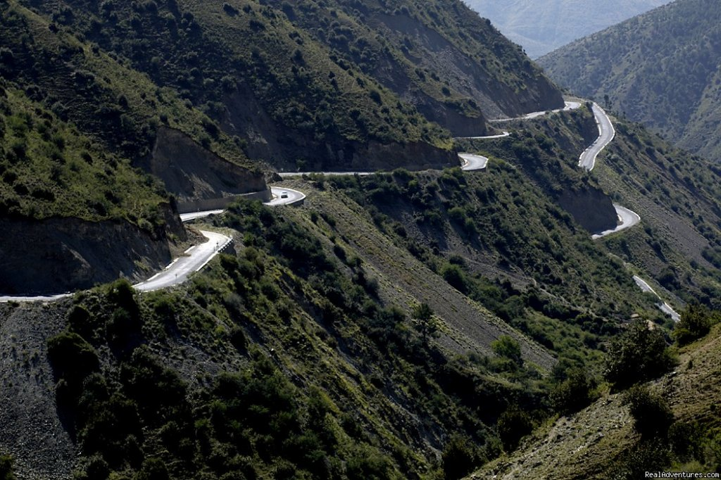 On the Road in Sichuan | Image #12/22 | Great Driving Journeys of the World