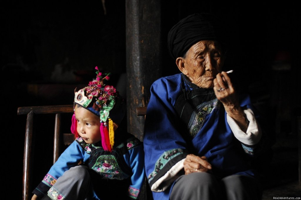 Miao Minority, 6 Generations apart | Image #15/22 | Great Driving Journeys of the World